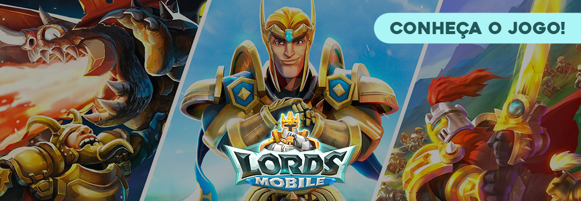 Lords Mobile topo