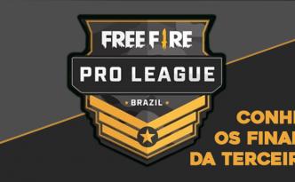 Finalistas Pro League 2