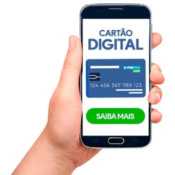 E-Prepag Cash cartão digital