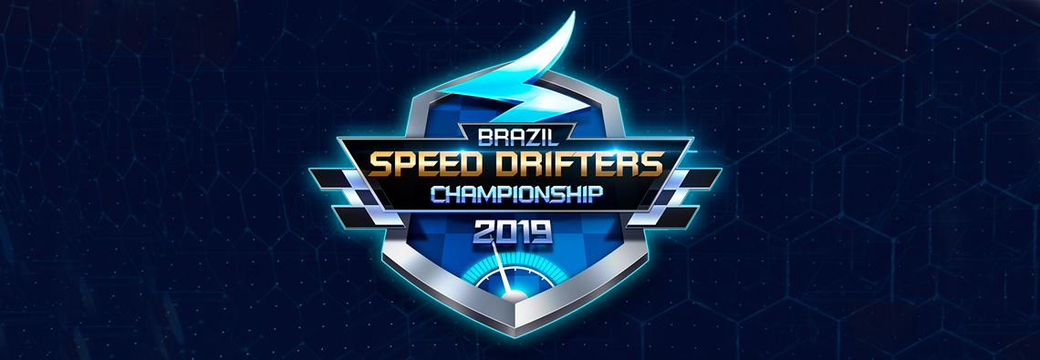 Speed Drifters campeonato