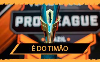 Timão pro league
