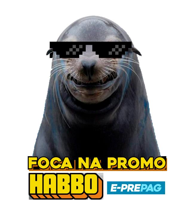 Foca na Promo Habbo